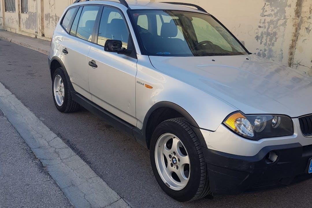 Alquiler barato de BMW X3 cerca de 46013 València.