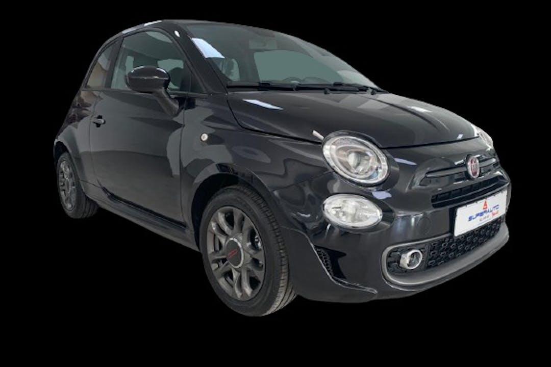 Alquiler barato de Fiat 500 con equipamiento Fijaciones Isofix cerca de 29620 Torremolinos.