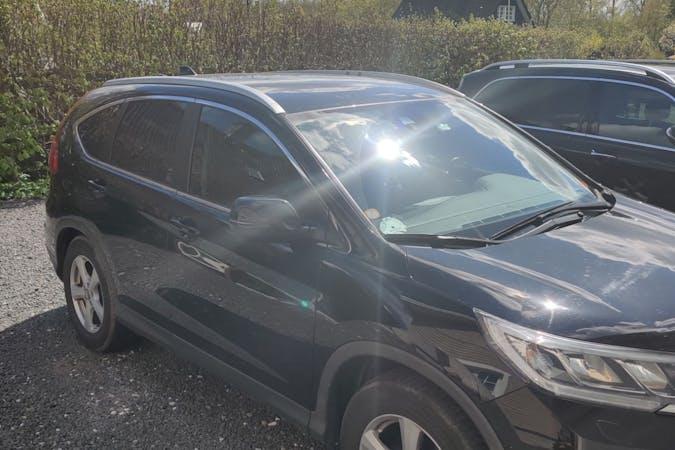 Billig billeje af Honda CRV med GPS nær 2820 Gentofte.