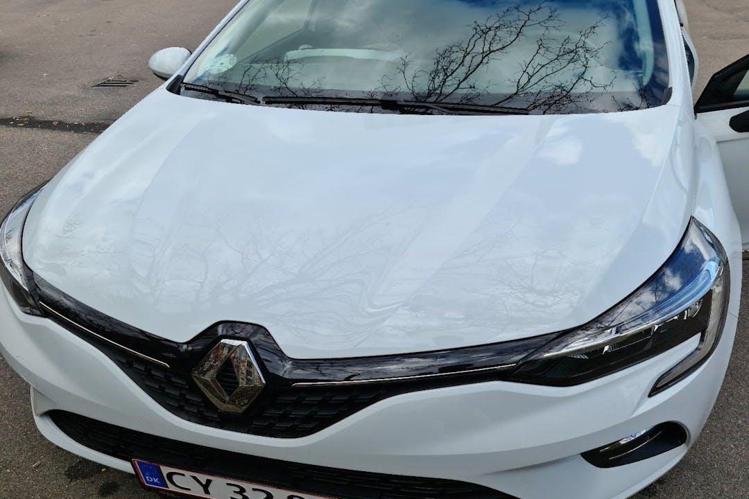 Billig billeje af Renault Clio nær 2400 København.