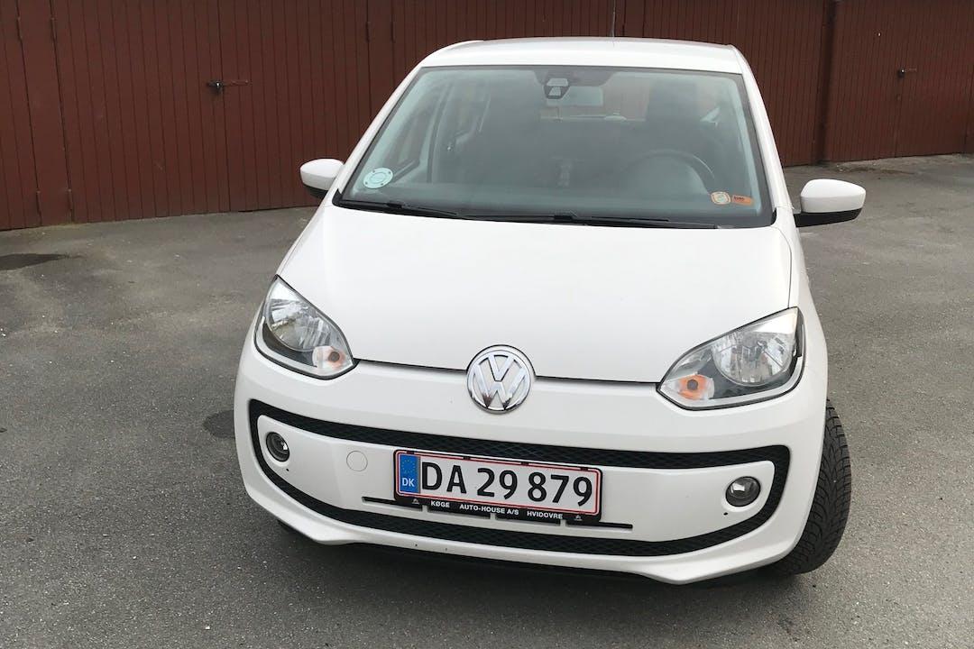 Billig billeje af Volkswagen UP! nær 2300 Kastrup.