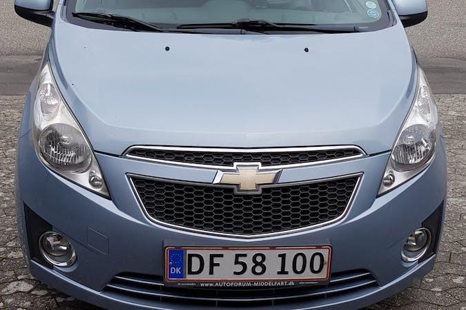Billig billeje af Chevrolet Spark nær 6710 Esbjerg.