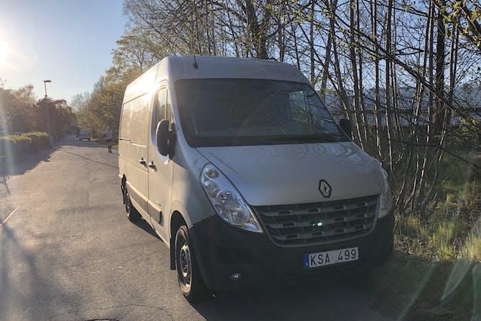 Billig biluthyrning av Renault Master i närheten av 414 76 Högsbo.