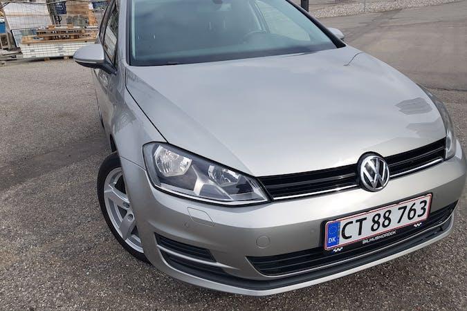 Billig billeje af Volkswagen Golf nær 9000 Aalborg.