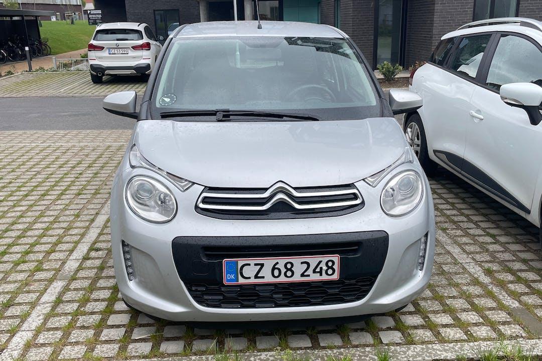 Billig billeje af Citroën C1 nær 5000 Odense.