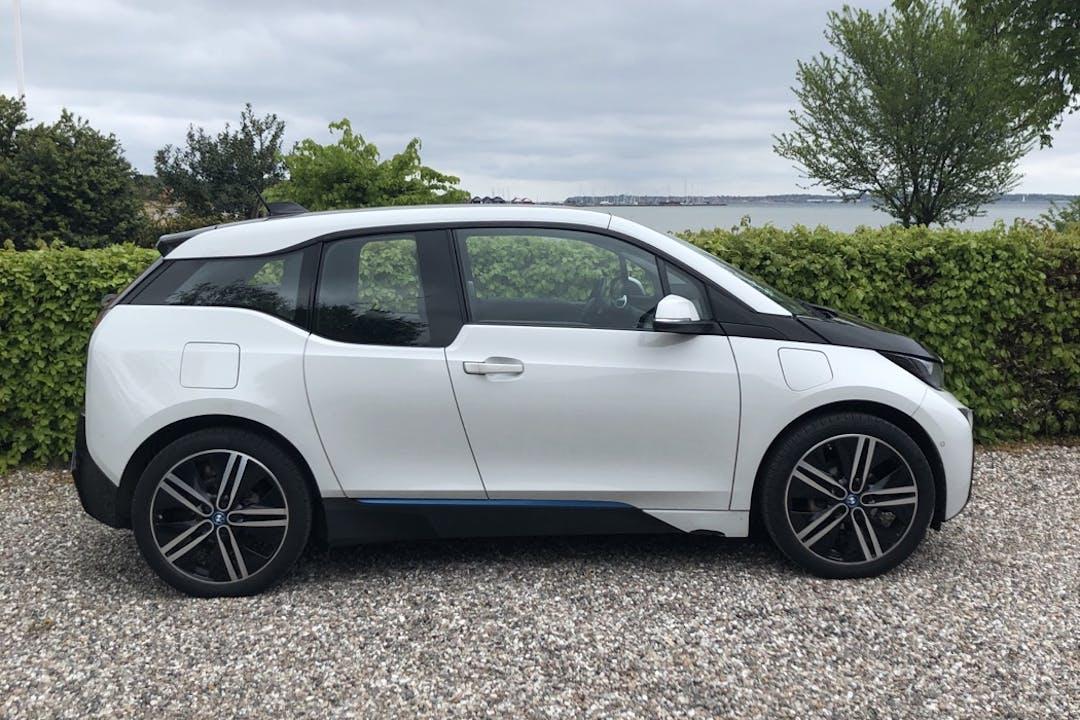 Billig billeje af BMW I3 nær 4581 Rørvig.