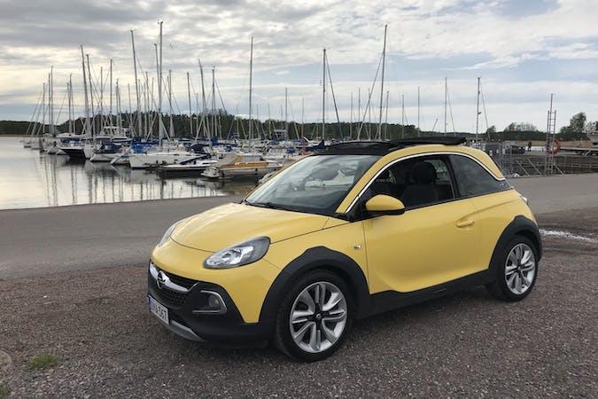 Opel Adamn lalpa vuokraus lähellä 02330 Espoo.