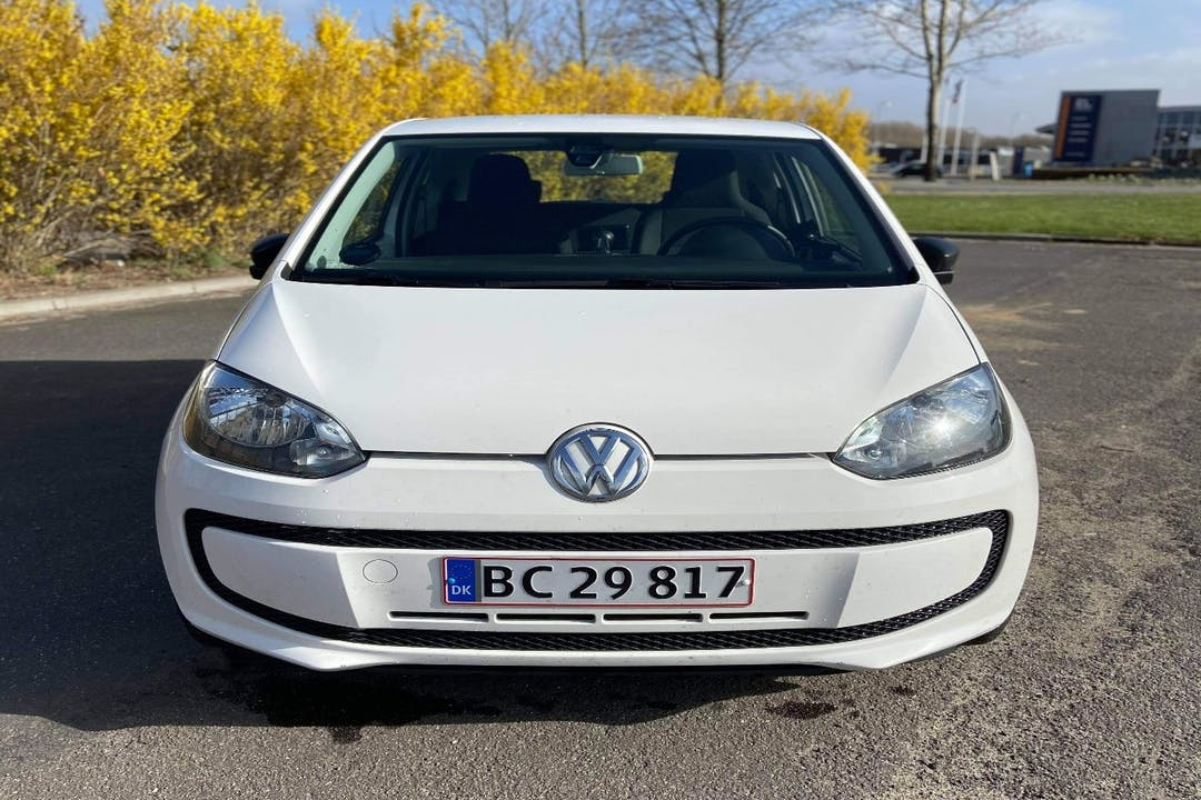 Billig billeje af Volkswagen UP! med GPS nær 4180 Sorø.