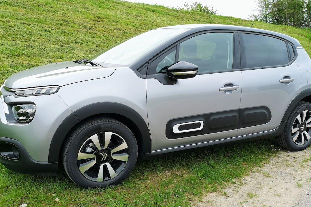 Billig billeje af Citroën C3 nær 8200 Aarhus.
