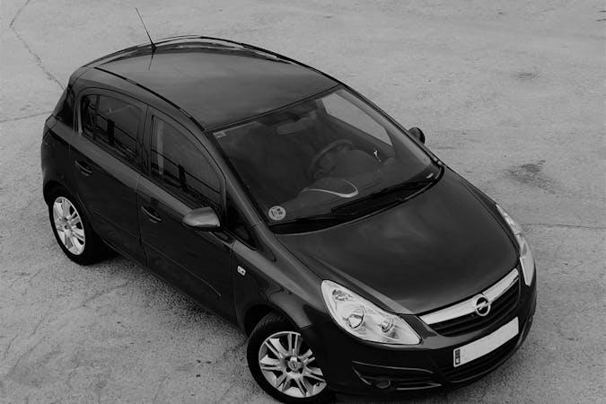 Alquiler barato de Opel Corsa cerca de 29004 Málaga.