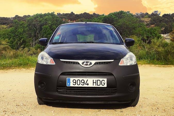 Alquiler barato de Hyundai i10 cerca de 28045 Madrid.