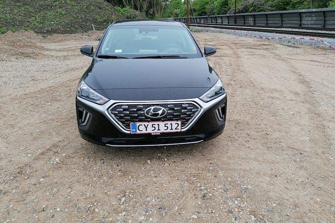 Billig billeje af Hyundai Ioniq med Isofix beslag nær 4200 Slagelse.