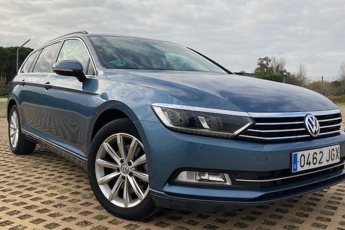 Alquiler barato de Volkswagen Passat cerca de 08031 Barcelona.