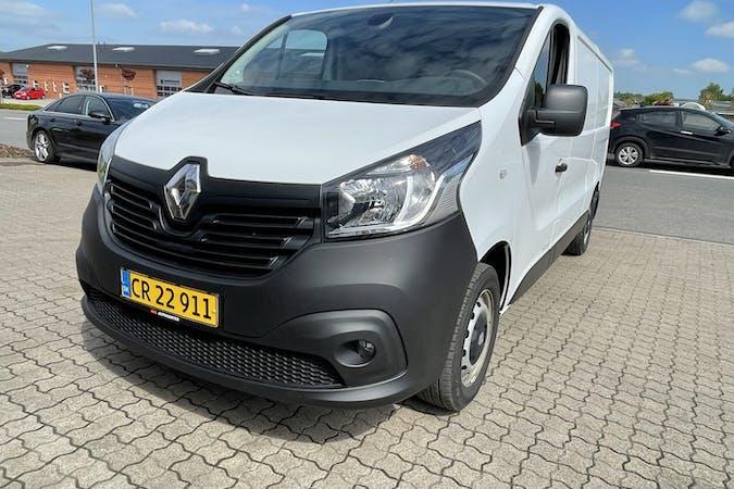 Billig billeje af Renault Trafic med GPS nær 8200 Aarhus.