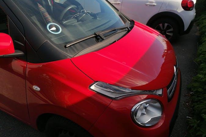 Billig billeje af Citroën C1 nær 2610 Rødovre.