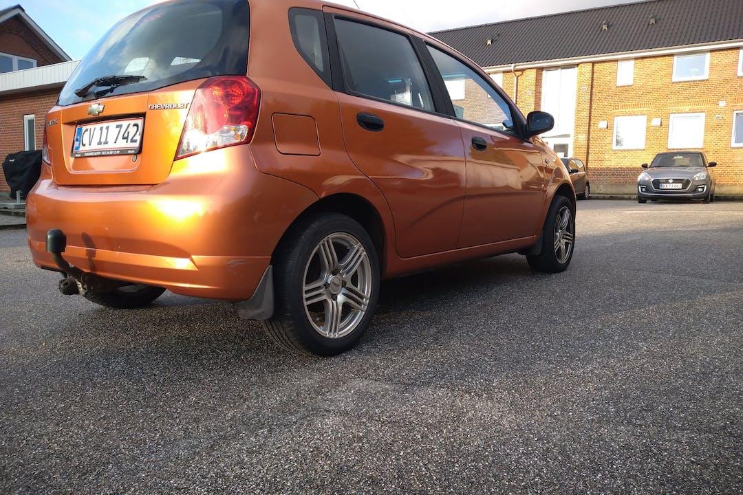 Billig billeje af Chevrolet Kalos nær 8450 Hammel.
