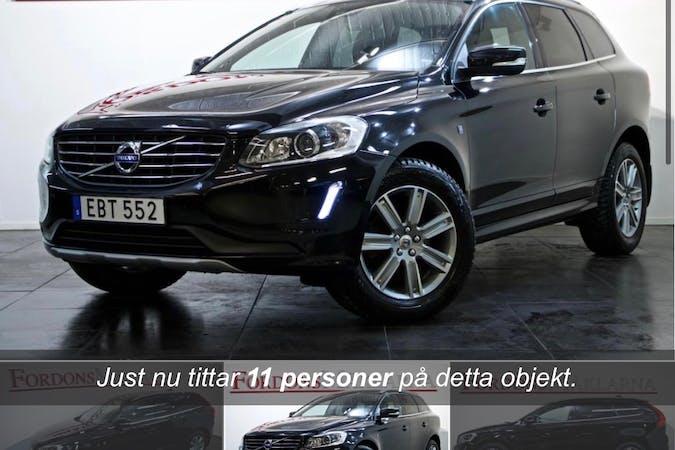 Billig biluthyrning av Volvo XC60 i närheten av 129 41 Hägersten-Liljeholmen.