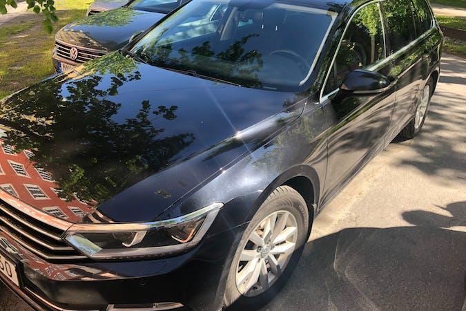 Billig biluthyrning av Volkswagen Passat i närheten av 115 24 Östermalm.