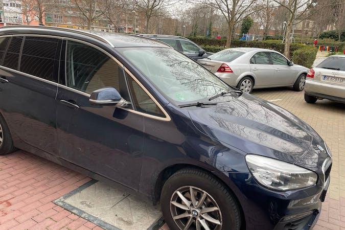 Alquiler barato de BMW 2 Series con equipamiento Fijaciones Isofix cerca de 28021 Madrid.