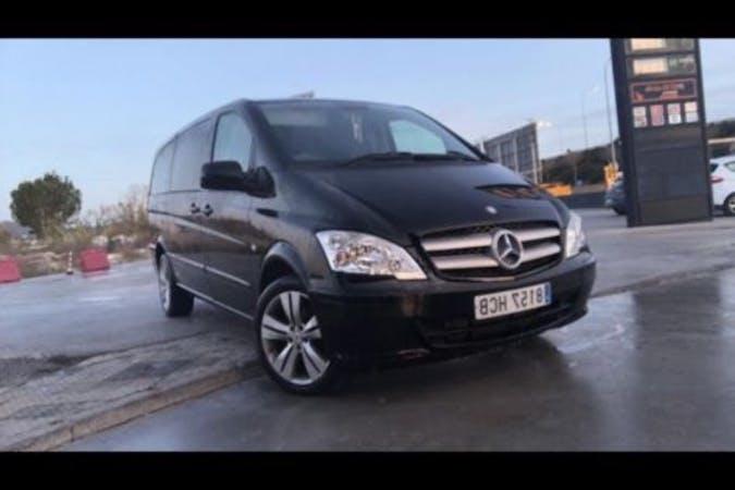 Alquiler barato de Mercedes Vito cerca de 07800 Eivissa.