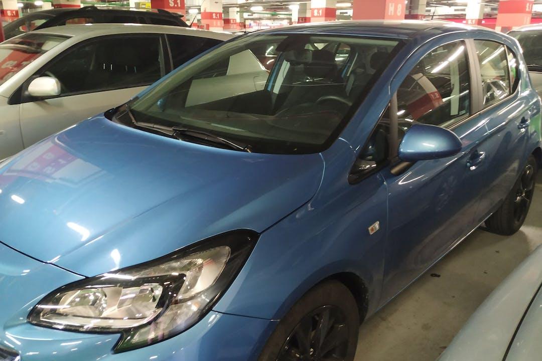 Alquiler barato de Opel Corsa cerca de 50005 Zaragoza.