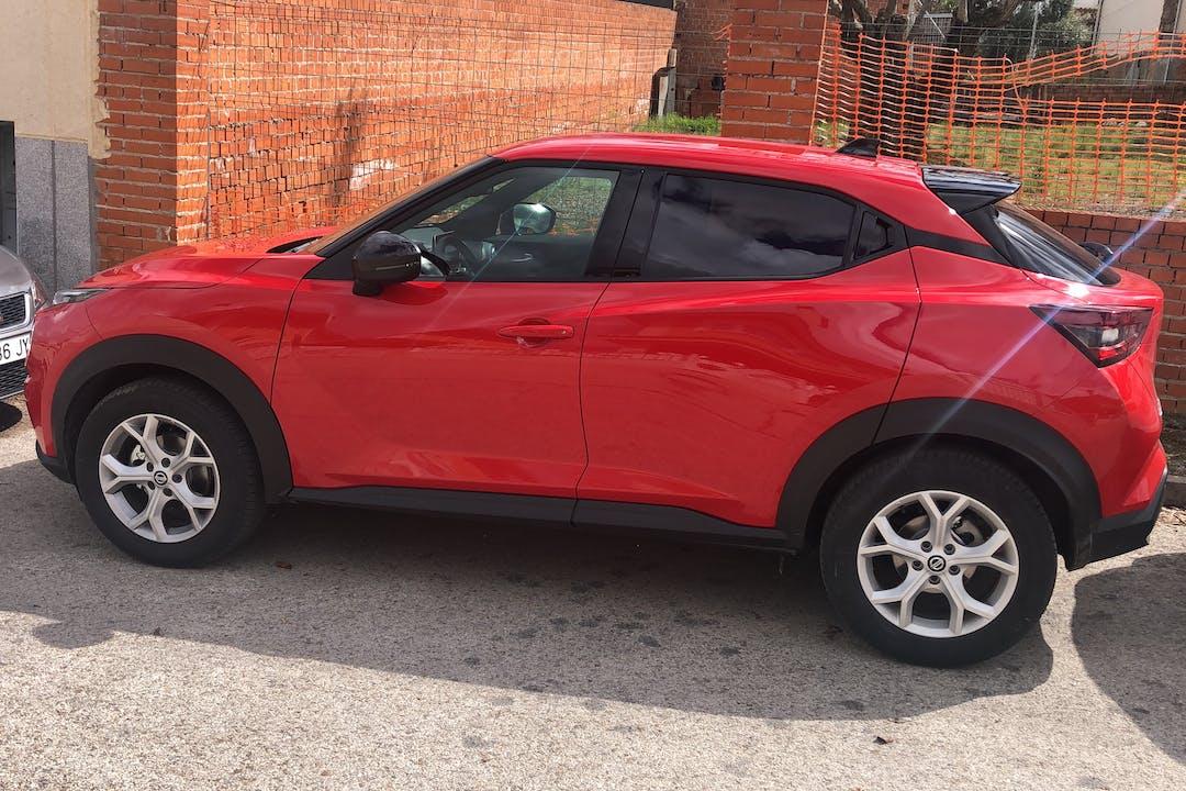 Alquiler barato de Nissan Juke cerca de 45340 Ontígola.