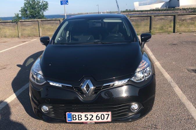 Billig billeje af Renault Clio nær 2300 København.