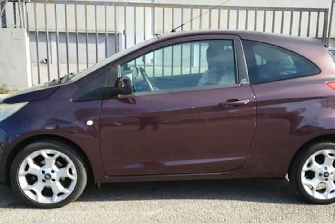 Alquiler barato de Ford Ka cerca de 07015 Palma.