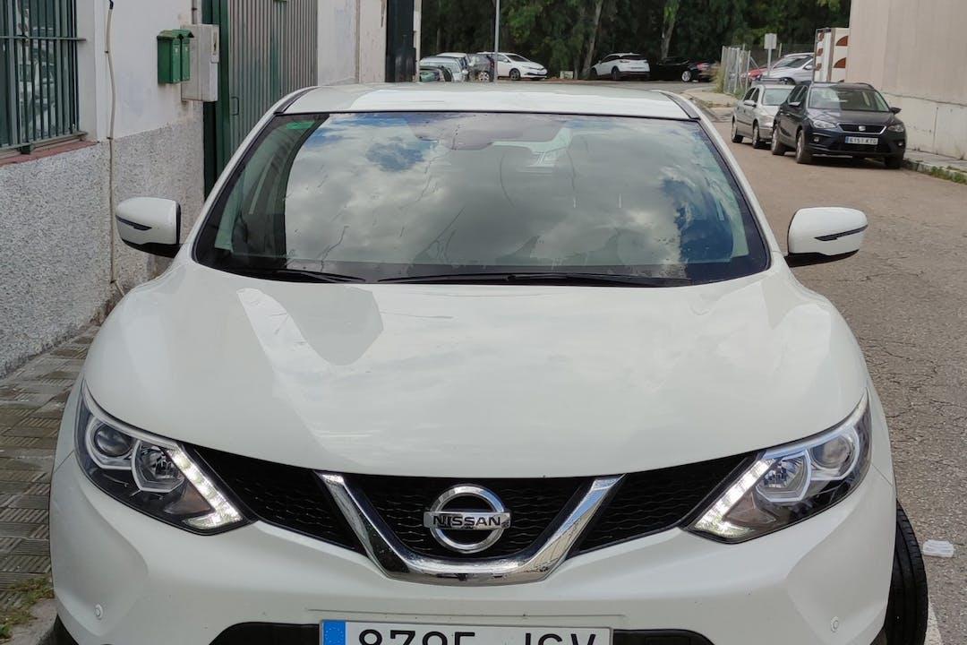 Alquiler barato de Nissan Qashqai cerca de 29004 .