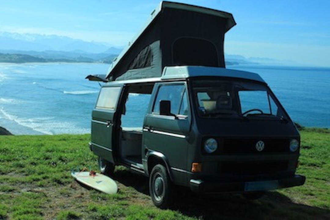Billig billeje af Volkswagen California nær 8220 Brabrand.
