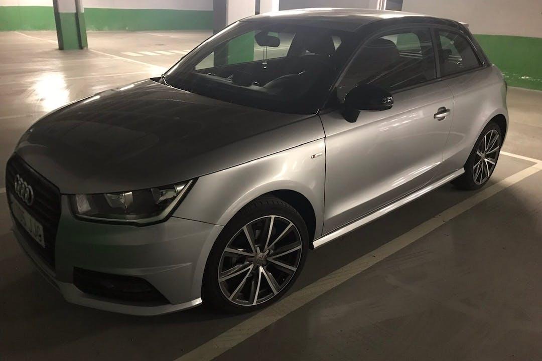 Alquiler barato de Audi A1 cerca de 28045 Madrid.