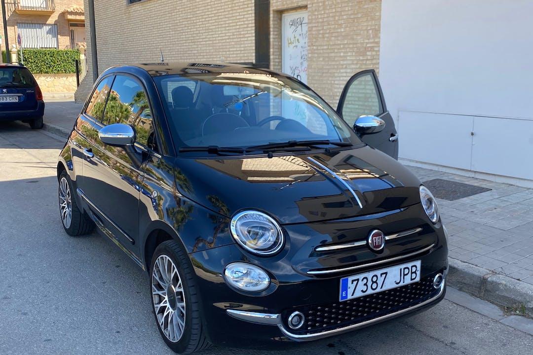 Alquiler barato de Fiat 500 cerca de 46950 Xirivella.