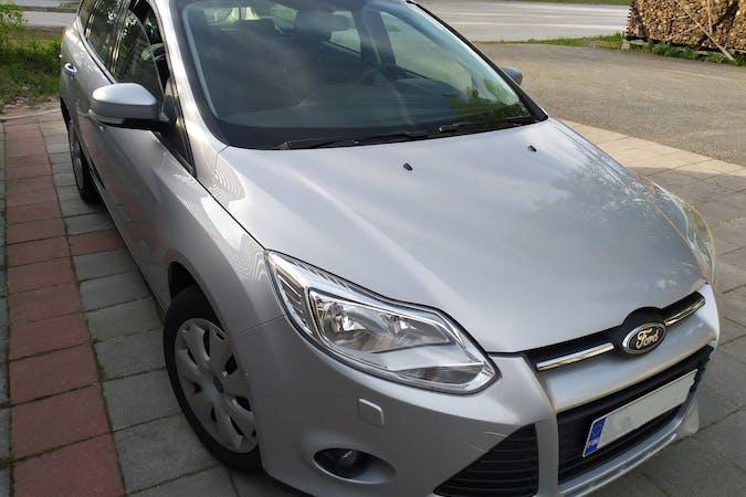 Ford Focusn lalpa vuokraus lähellä 70300 Kuopio.