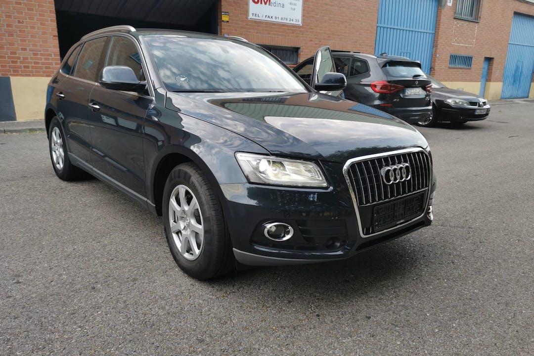 Alquiler barato de Audi Q5 cerca de 28042 Madrid.