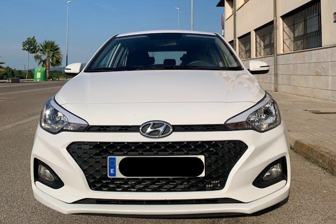Alquiler barato de Hyundai i20 cerca de 46294 Cárcer.