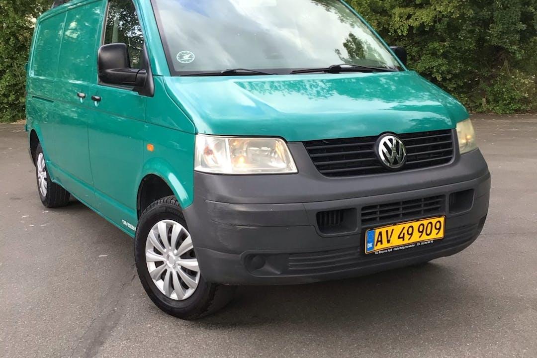 Billig billeje af Volkswagen Transporter nær 2610 Rødovre.