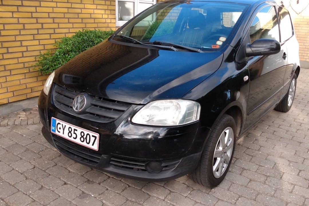 Billig billeje af Volkswagen Fox nær 6880 Tarm.