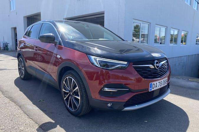 Billig billeje af Opel Grandland X med Bluetooth nær 2720 København.