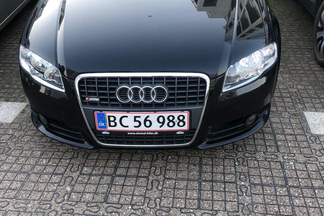 Billig billeje af Audi A4 nær 2770 Kastrup.