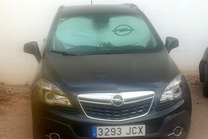 Alquiler barato de Opel Mokka con equipamiento GPS cerca de 35600 Puerto del Rosario.