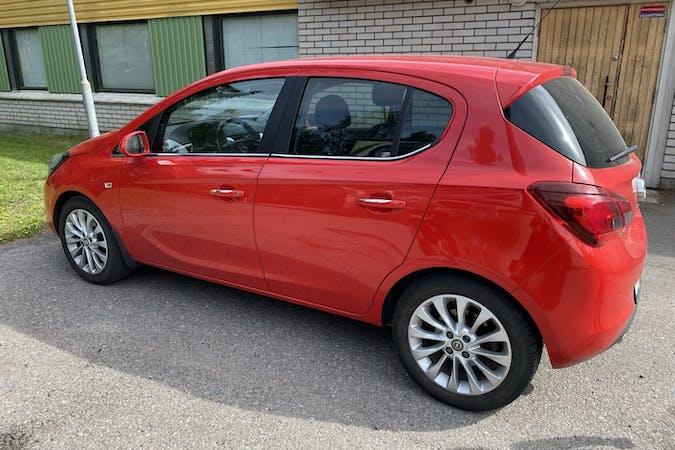 Opel Corsan halpa vuokraus GPSn kanssa lähellä 02680 Espoo.
