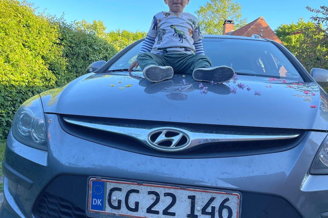 Billig billeje af Hyundai i30 nær 4500 Nykøbing Sjælland.