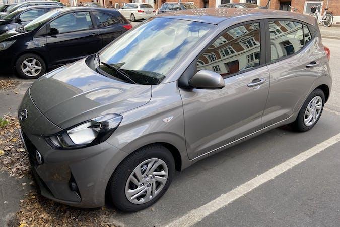 Billig billeje af Hyundai i10 med Bluetooth nær 8200 Aarhus.