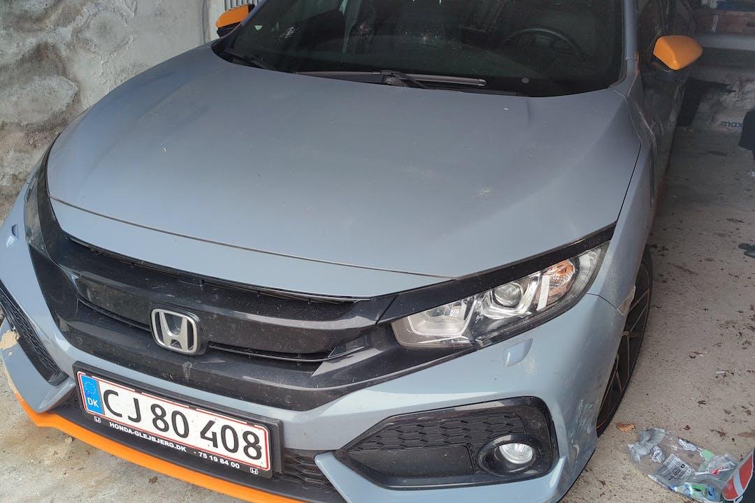Billig billeje af Honda Civic med GPS nær 6700 Esbjerg.