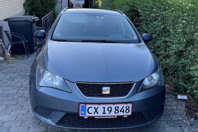 Billig billeje af Seat Ibiza ST med Isofix beslag nær 3650 Ølstykke.