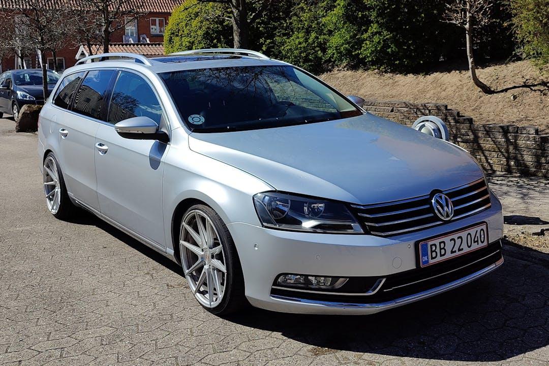 Billig billeje af Volkswagen Passat med GPS nær 2650 Hvidovre.