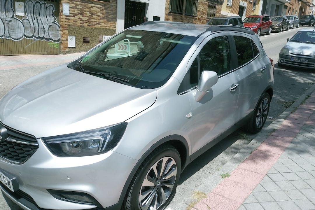 Alquiler barato de Opel Mokka X cerca de 28005 Madrid.