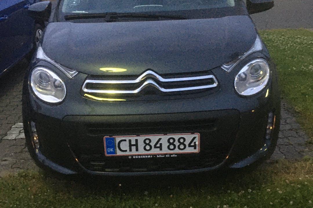Billig billeje af Citroën C1 med Isofix beslag nær 8310 Tranbjerg.