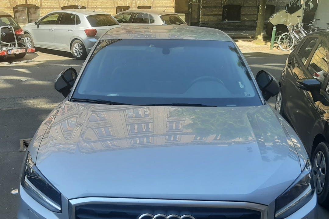 Billig billeje af Audi Q2 med GPS nær 2300 København.