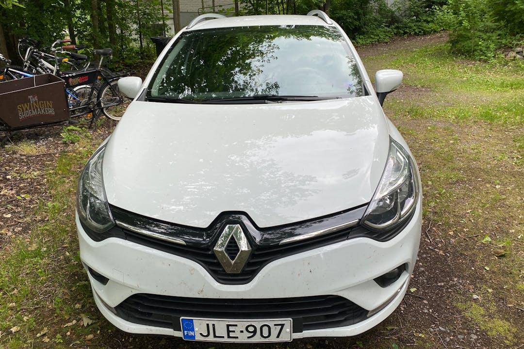 Renault Clion lalpa vuokraus lähellä 00760 Helsinki.